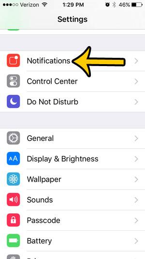 turn off app store badge app icon - step 2