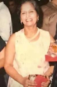 Mrs Baxi