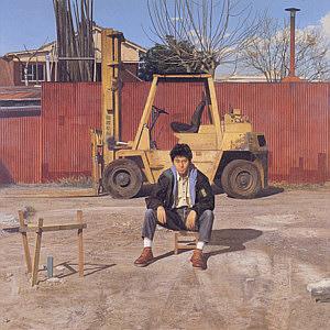 1994年「空き地」100SQ 白日会出品作