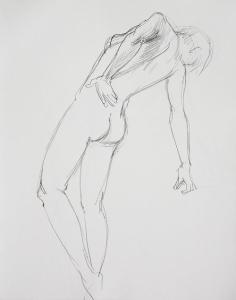 2011 pencil on paper