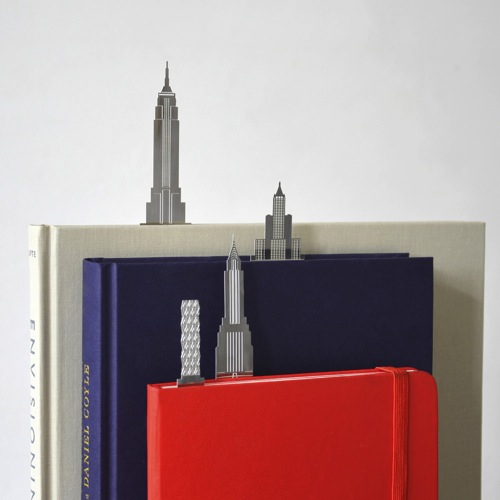 City clips architectural gifts new york 1