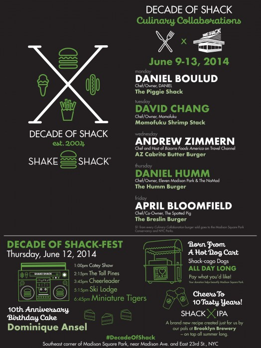 Decade of Shack Poster 524x700