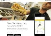 Uberのフード配達サービス「Uber Eats」がNYで本格稼働!