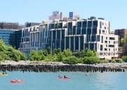 ブルックリンの超高級コンドミニアム「Pierhouse」が完成間近