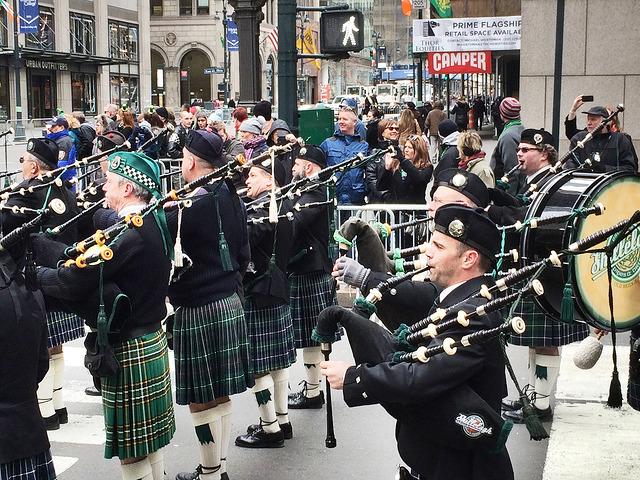 ニューヨークが緑に染まる「セント・パトリックス・デー 」とは?