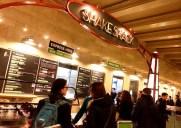 シェイク・シャック – グランドセントラル駅構内にオープンした気軽に立ち寄れるお店
