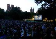 セントラルパークコンサバンシー・フィルムフェスティバル- 夜空の下で映画が観れる無料映画上映会