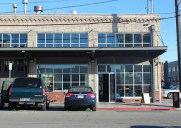 オークランドのブルーボトル第1号店「ブルーボトルコーヒー・ウェブスターストリート」