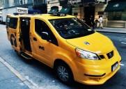 9月1日より「日産NV200」が正式にニューヨーク市の標準タクシーに