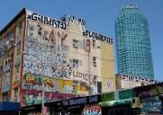 クイーンズに建つ落書きまみれの名物ビル「5 Pointz」