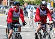 ニューヨーク市5区を自転車で走る大規模ツアー「ファイブボロー・バイクツアー」