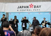セントラルパークで開催された「ジャパンデー」に行ってきました