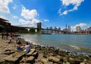 ブルックリンブリッジパークからマンハッタンの絶景を堪能しよう