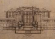 MOMAで開催されたフランク・ロイド・ライト特別展「Frank Lloyd Wright at 150: Unpacking the Archive」