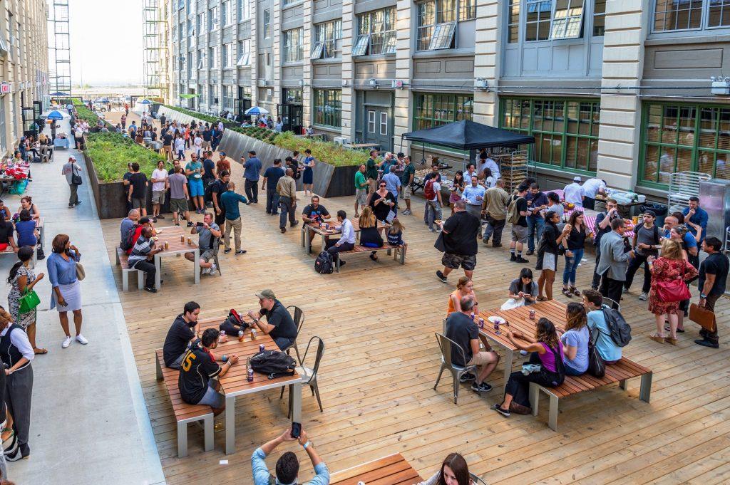 日本食の巨大フードコート「Japan Village」が2018年にブルックリンにオープン!