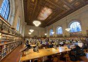ニューヨーク公共図書館本館「ステファン・A・シュワルツマン・ビルディング」
