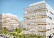 ディラー・スコフィディオ+レンフロ設計によるコロンビア大学の新キャンパス