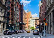 テイラー・スウィフト所有のアパートがある道「 Franklin Street」