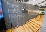 劇場スペースがある図書館「53rd Street Library」
