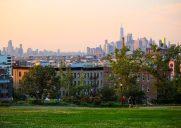 夕陽が美しく見えるブルックリンの公園「Sunset Park」