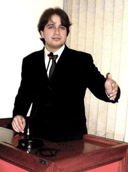 Pedro Ricardo é um dos vereadores mais produtivos da Câmara Municipal.