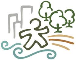 Logo Conferência de Saúde Ambiental