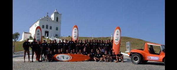 Eles guardam o litoral de Saquarema, de Vilatur a Jaconé.