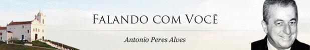 Falando com Você - Antonio Peres Alves