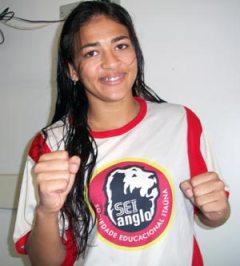 Bi-campeã mundial de jiu-jitsu, Beatriz Mesquita começou a lutar aos 5 anos.