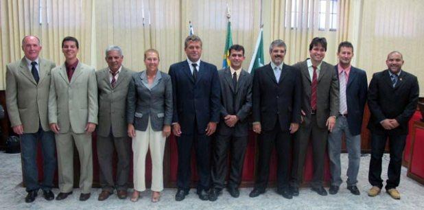 Vereadores de Saquarema em 2011