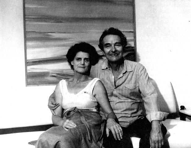 Tiziana Bonazzola e Mario Barata