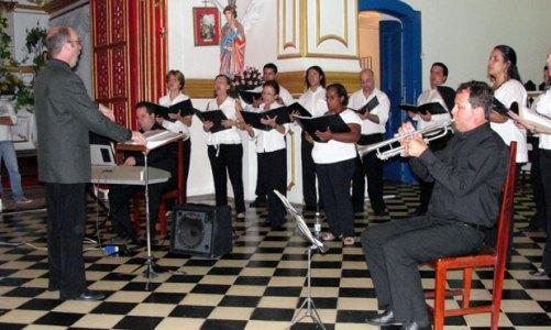 Cantata de Páscoa do Projeto Música na Matriz
