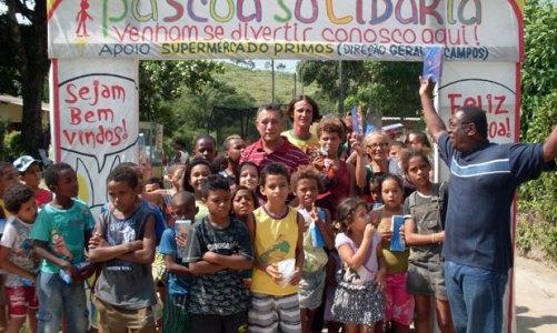 1ª Páscoa Solidária de Jaconé