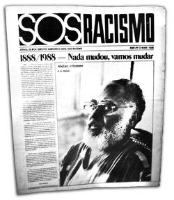 Morreu o ex-senador Abdias do Nascimento, ativista negro, ator, artista plástico, escritor