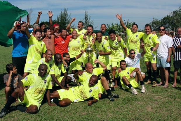 No Campeonato promovido pela Lisca, o Barroso sagrou-se campeão, mostrando o melhor do futebol no torneio  (Foto: Paulo Lulo)