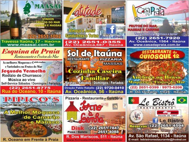 Gastronomia em Itaúna