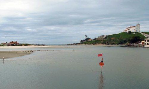 Recomeça a dragagem na lagoa e, em breve, a obra do molhe na Barra Franca