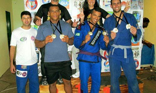 1ª Copa Saquafight de Jiu-Jitsu