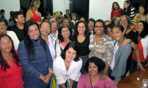 Mulheres em Ação se reúnem em Jaconé