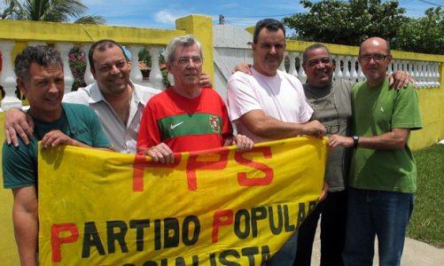 PPS realiza convenção em Saquarema