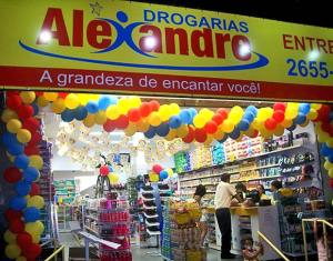 Drogarias Alexandre