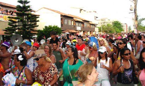 Muita animação no Carnaval 2012