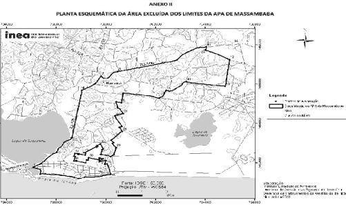 Nova delimitação da APA da Massambaba em Saquarema