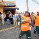 Foram comemorados os dois anos do Café do Trabalhador na Secretaria Municipal de Promoção Social