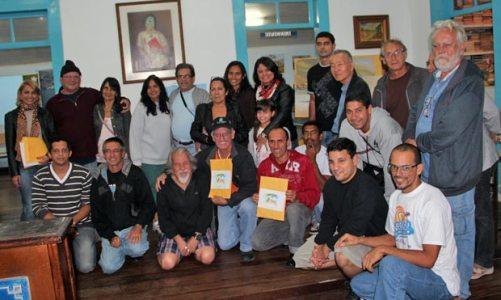 "Gincana ""Pinte Saquarema"" agita Centro Cultural"
