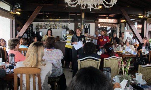 Mulheres empreendedoras realizam evento no Hotel Maasai em Itaúna