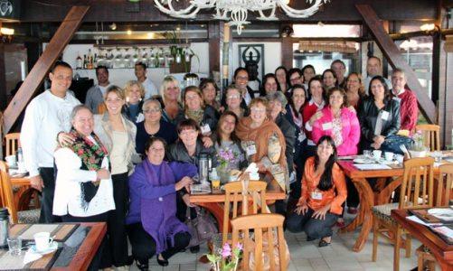 Depois de tomar posse no Conselho da Mulher no Rio a AMEAS realiza mais um Café da Manhã em Itaúna
