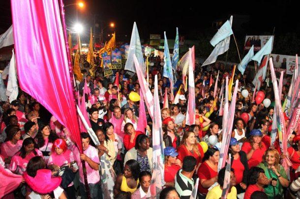 Foram ouvidos 602 eleitores no município de Saquarema. (Foto: Divulgação PMDB)