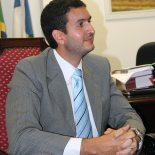 O Dr. Rafael aposta na tranquilidade das eleições no dia 7 de outubro em Saquarema. (Foto: Edimilson Soares)