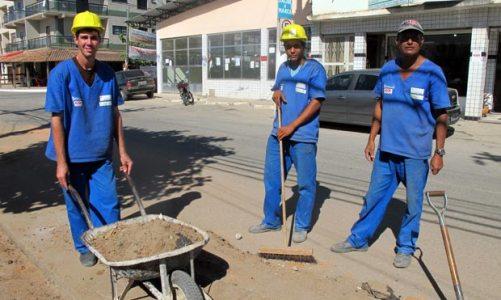 Cedae realiza obras para abastecimento de água em Jaconé